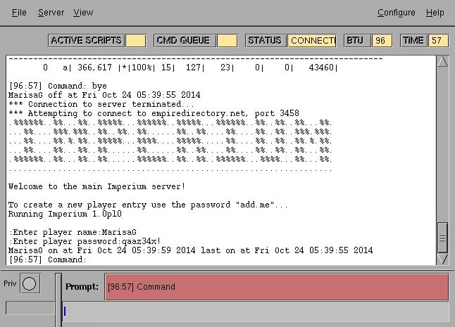 ImpFE full screenshot